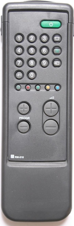 Пульт для Sony RM-816 (TV)