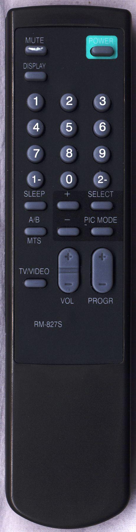 Пульт для Sony RM-849S (TV)