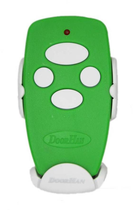 Пульт Doorhan Transmitter 4 зеленый