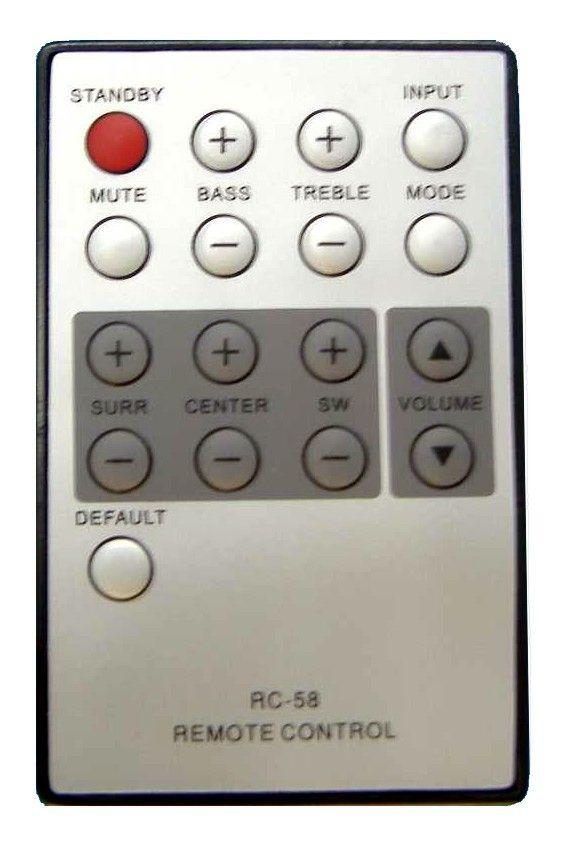 Пульт для BBK RC-58 (RC-05,