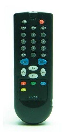 Пульт для HORIZONT  RC-7-9 (21AF22, 21AF41, 21AF52, 21AF54)