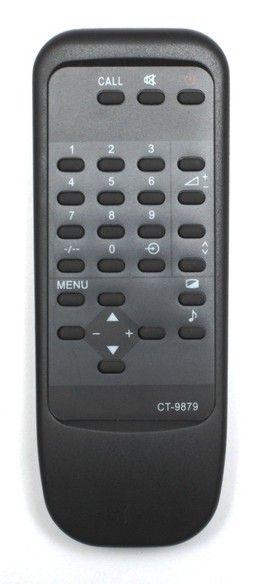 Пульт для TOSHIBA CT-9879 (TV) (2560XR, 25AF6C, 25N6DC)