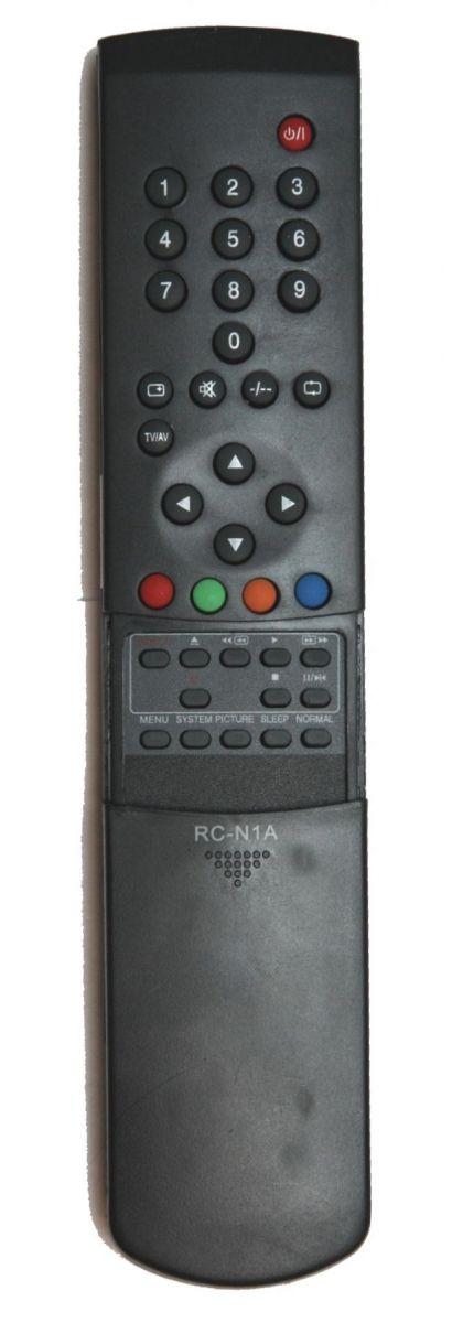 Пульт для Akai RC-N1A  (TV)