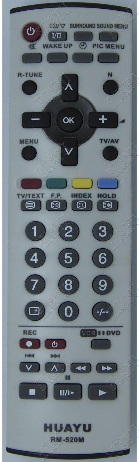 Пульт для Panasonic RM-520M