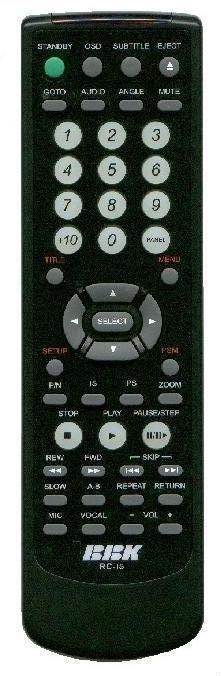BBK RC-15 (DVD player)