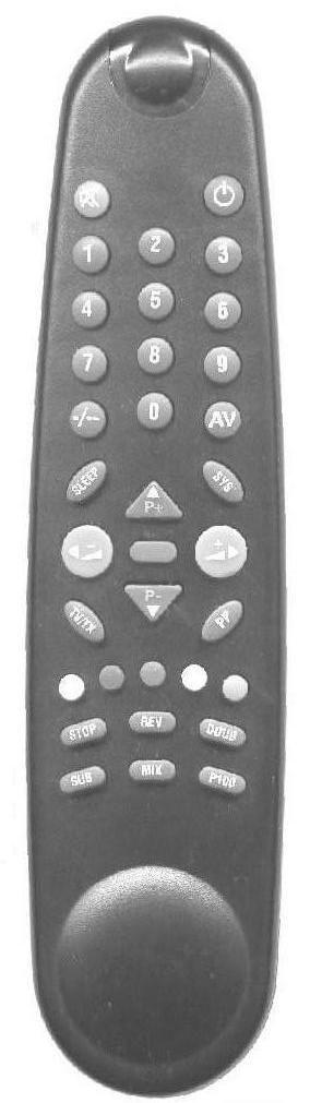 Beko TH-492 (TV), RC-46111 черный (4106, 4116, 4206, 4216, 4306, 4316, 4401, 4411, 4501, 4511, 4601, 4611, 4711, 4905, 4915, 5005, 5015, NR7KR)