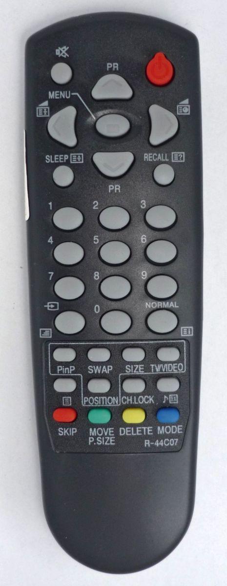 Daewoo R-44C07, R-44C13 (TV с Т/Т) (DSC-327OE, DTC-14V6TEC, KR-2132FLP, KR-21FL6, KR-25G5-MT, KR-25M2, KR-25M2-MTO, KR-29FL8P, KR-29G5-MT, KR-29M2, KR-29M2-MTO, KR-29U8-MT, KR-FL8P)
