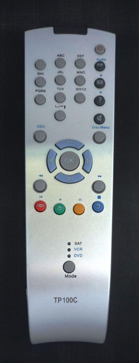 Grundig TP-100C (TV) (E72-911, 82-6211/9)