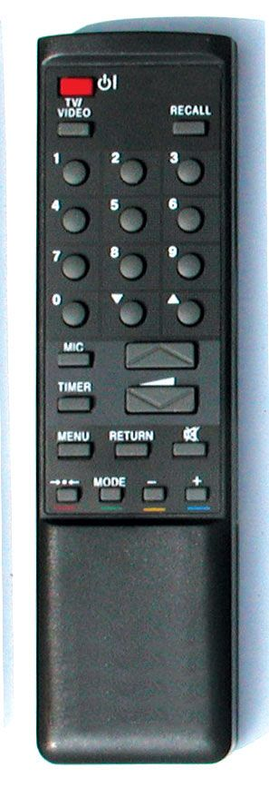 Hitachi CLE-891 (TV) (CPT-1412R, CPT-1431EXR, CPT-2131EXR)