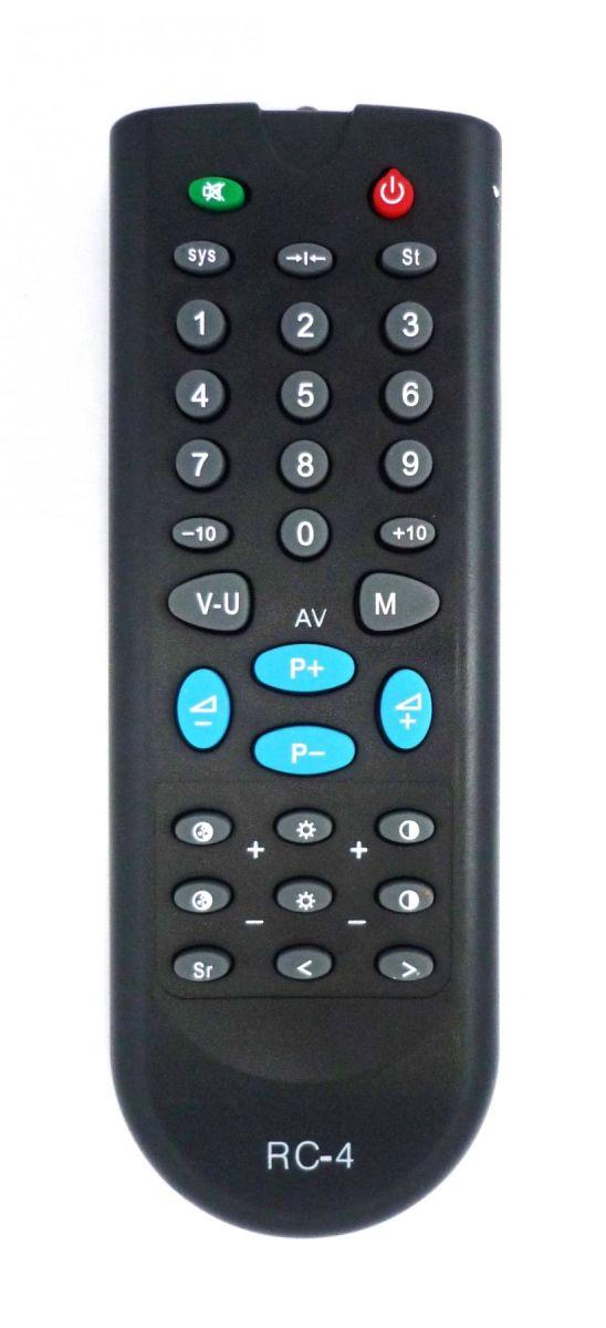 Horizont RC-4/F (TV)  рыбка  (51CTV441)