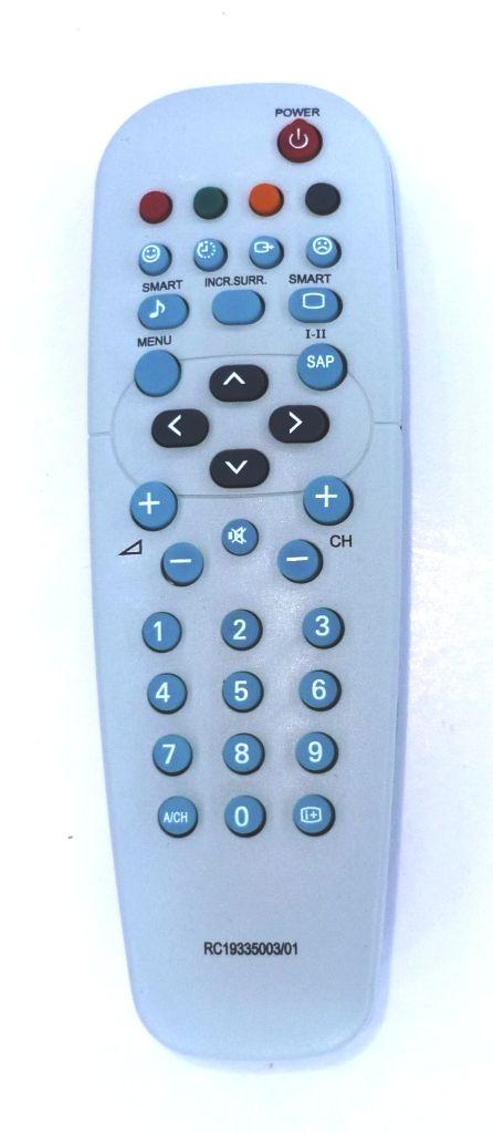 Philips RC19335003/01 (TV) (15PT1727, 21PT1323/56R, 21PT1727, 21PT3323/56R, 21PT4323/56R, 25PT4323/56R, 29PT3323/56R, 29PT8842S, 34PT4323/56R)