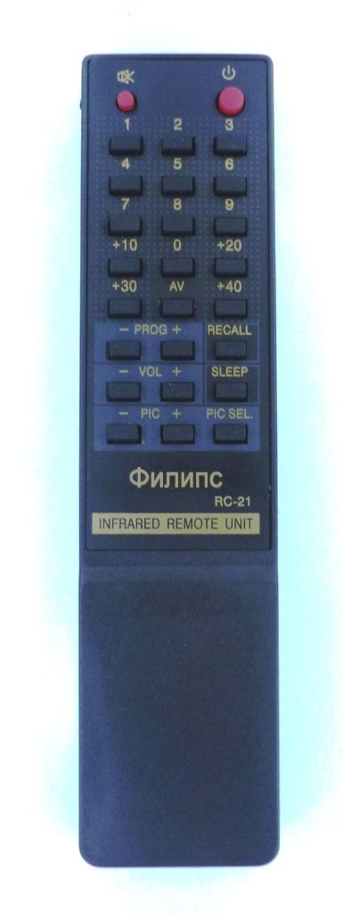 Philips RC21 (TV) (14GX37А,