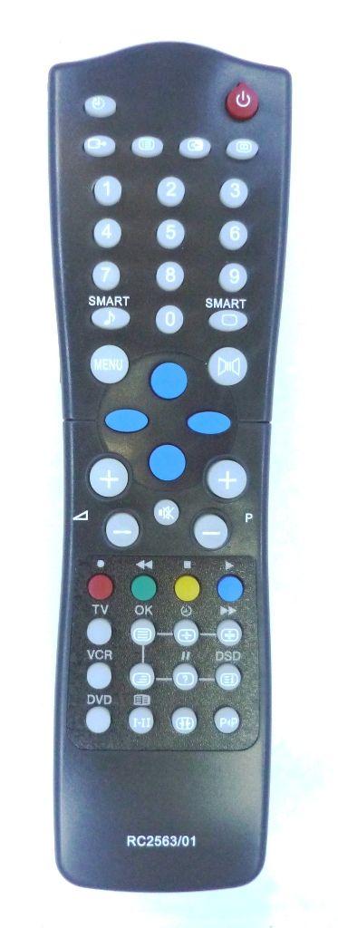 Philips RC2563/01 (TV,VCR,DVD) (25PT4456, 29PT5516/58)