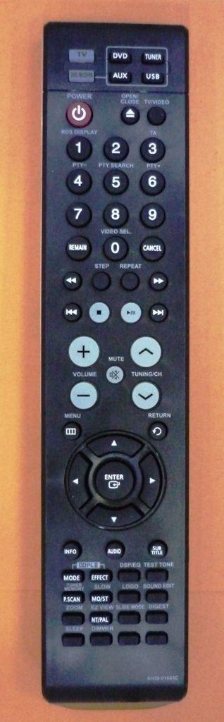 Samsung AH59-01643C (home theater) (HT-Q20, HT-TQ20, HT-TQ22R, HT-TQ25, HT-TX22, HT-TX25, HT-X20)