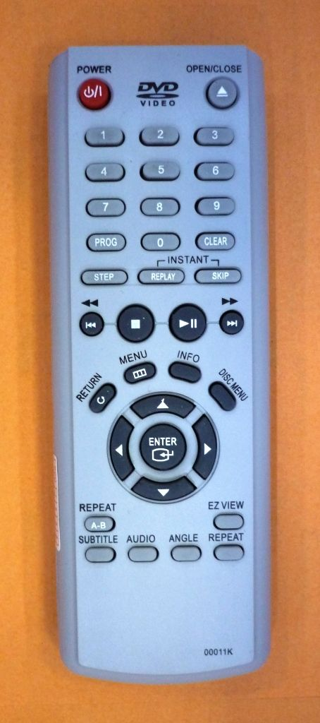 Samsung AK59-00011K (DVD-P244, DVD-P245, DVD-P249MDVD)