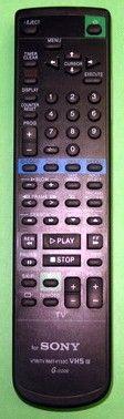 Пульт для Sony RMT-V153C (VCR+TV) (SLV-E400EE SLV-E500UX SLV-X500IS SLV-X500ME SLV-X512PS SLV-X512VJ)