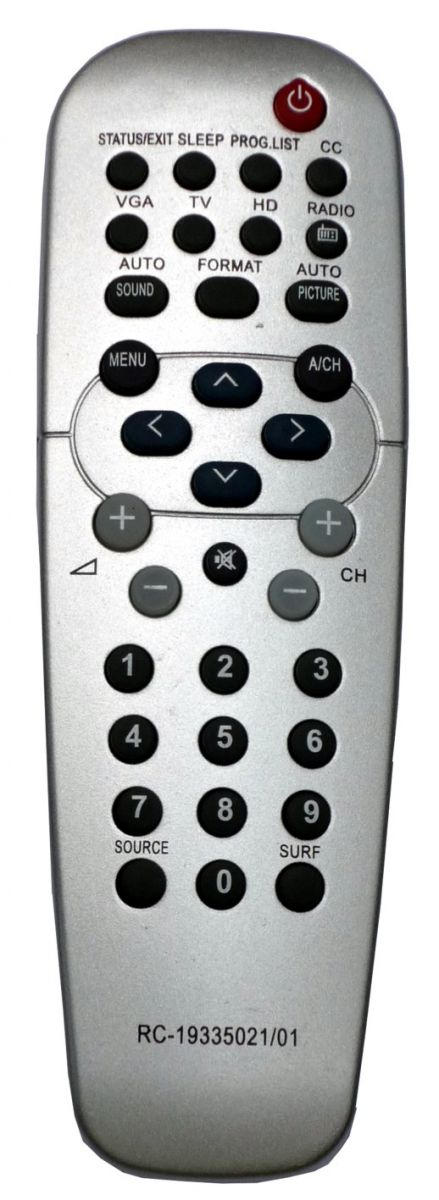 Пульт для для Philips RC19335021/01 (TV)