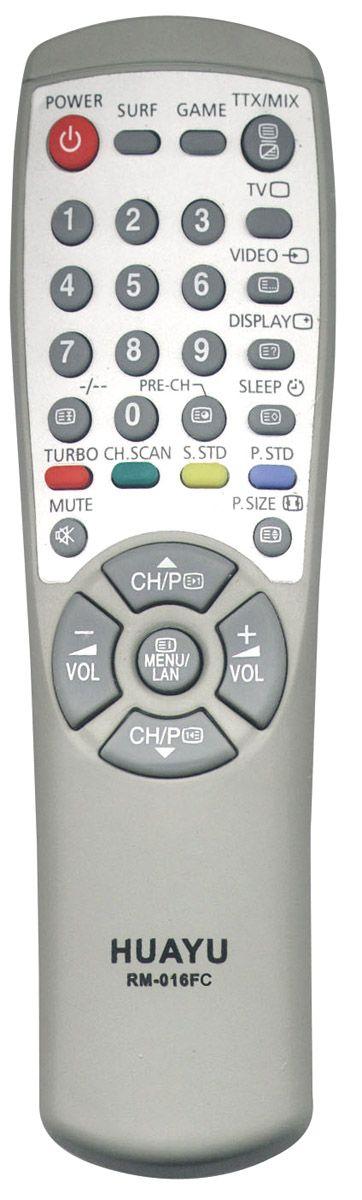 Пульт Samsung RM-016FC (универсальный)