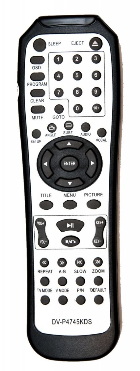 Пульт для Akai DV-P4745KDS (DVD) (DV-P4745KDS)