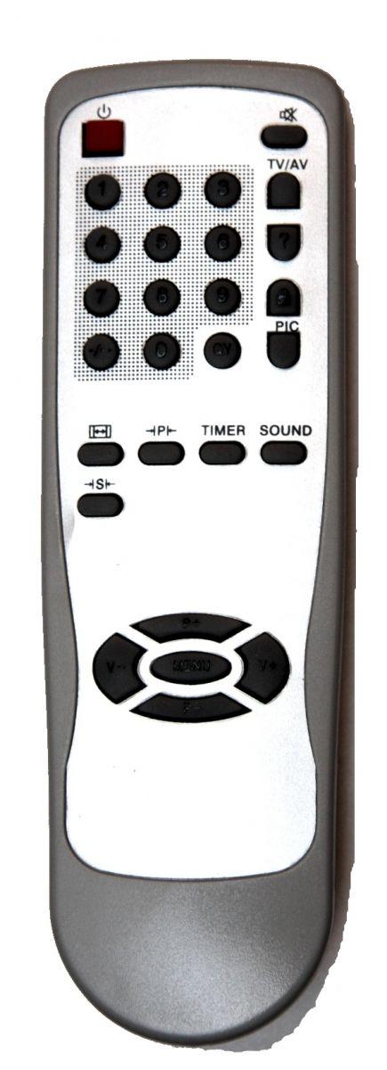 Пульт для Akai M-105 (TV с t/t)