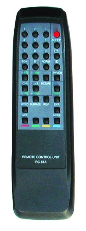 Пульт для AKIRA RC-61A (CTV-20MS)