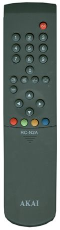 Пульт для Akai RC-N2A (TV)