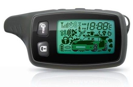 Брелок для Tomahawk TW9000 (TW 9010, TW950, TW7000)