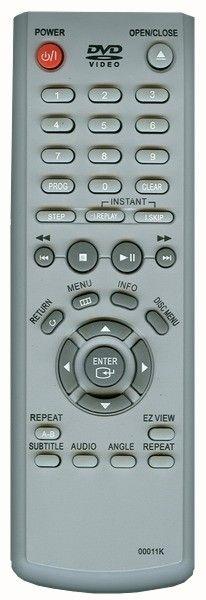 Пульт для Samsung AH59-00011K (DVD)