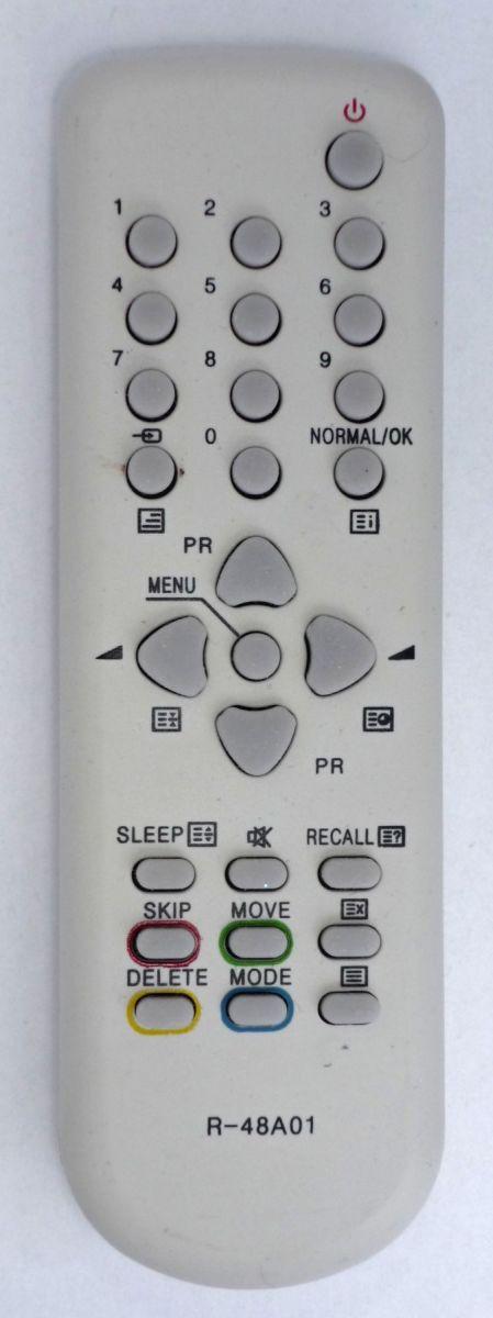 Daewoo R-48A01 (TV) белый (KR-14E5, KR-2131FL)