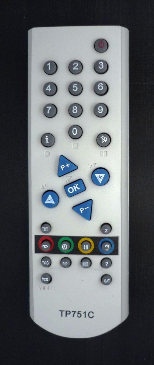 Grundig TP 751C (белый) (TV)
