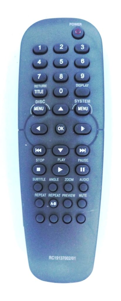 Philips RC19137002/01 (DVD) (HTS3152/51)