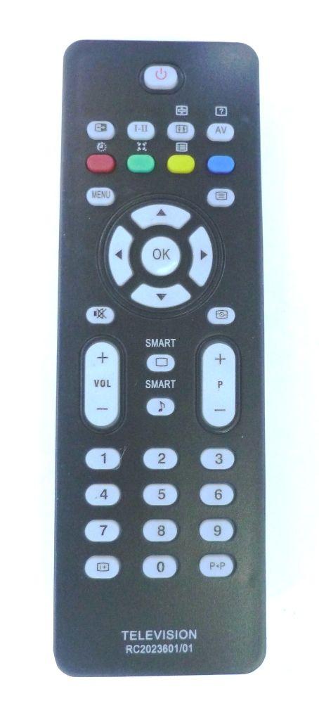 Philips RC2023601 (TV) (черный) (37PFL5322S, 42PFL3312/10 (LCD), 42PFL3312S, 42PFL5322/10 (LCD), 42PFL5322S, 42PFL5322S/60, 42PFP5332/10)