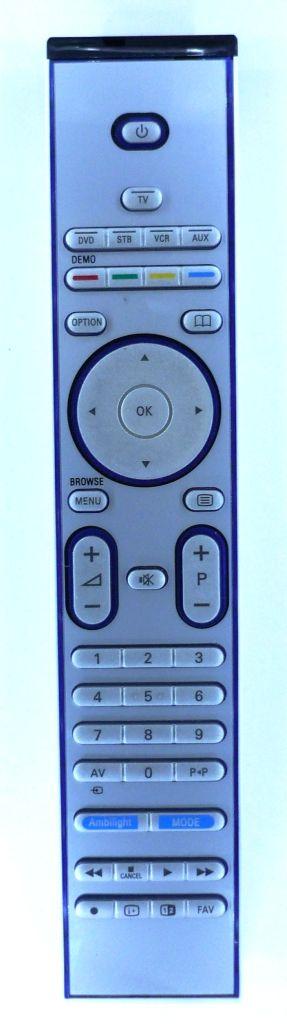 Philips RC-4401 (TV) (32PF9541, 32PF9551, 32PF9731D/10, 37PF9631D/10, 37PF9641D/10, 37PF9731D, 42PF9631D, 42PF9731D, 42PF9831D/10, 50PF9631D)